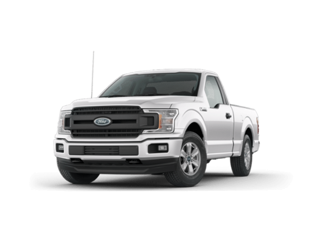 2019 Ford F-150 XL 4WD Reg Cab 6.5 Box Regular Cab Pickup